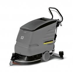 Walk-Behind Scrubber Driers (BD 530 Ep)   Walk-behind, mains-operated scrubber drier with disc engineering and an area performance of up to 1, 840 m²/h. For efficient deep cleaning and maintenance cleaning.