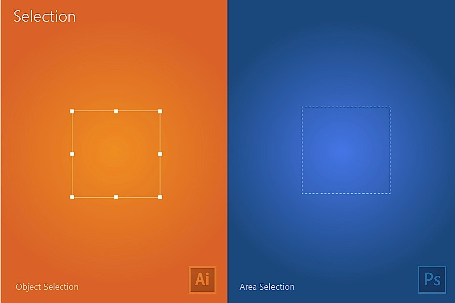 Here are a few few differences between the two major Masterfiles you may receive upon completion of your design.   An #Adobe ILLUSTRATOR FILE (.Ai file) is superior for most tasks that will need to be resized multiple time to fit on marketing materials, A Good examples of this is a Logo design, or large Vinyl prints. Having everything vectorized in Illustrator ensure it can blown up to 10 ft or be shrunk down to 10cm without losing image quality.  BUT, Nothing beats the Graphically enhanced Ascetics produced by Adobe #PHOTOSHOP (.PSD file), Editing pictures and hi impact flyers are best created using specialized filters or FX lighting, and Overlays, aswell as adding in realistic shading and light reflections, Photoshop has the ability to turn BORING images into AWESOME works of art That in some cases require a second look to see if they aren't a real-life photograph. They look great on Posters, Flyers, and Uber-realistic game/concept art.  THE CONS: There is no denying the MANY great uses for these advanced software and their highly complex algorithms, BUT EVERYTHING in this world has a flaw or draw back.  ILLUSTRATOR: Gives your images a somewhat flat cartoon-ish look. In recent years Illustrator has began tightening the noose on this problem but it still falls miles short of the life like FX you get from Photoshop which CAN turn a cartoon looking image into something life like.  PHOTOSHOP: Is great for all those enhancements but its hard to Enlarge or shrink the image without losing PIXELS and thus Resolution or Quality of the image.  ** So be sure to let the designer know that you want an image created with specific measurements in mind so that the end result comes out as clear as possible when printed.  PERSONALLY: I am forever switching back and forth from the two Adobe Products. I will create a design in Illustrator until near finish (so that I have a vectorized version for future use), and then import it as a