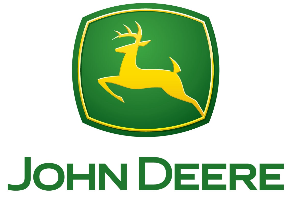 Deere & Company (brand name John Deere) is an American corporation that manufactures agricultural, construction, and forestry machinery, diesel engines, drivetrains (axles, transmissions, gearboxes) used in heavy equipment, and lawn care equipment. In 2014, it was listed as 80th in the Fortune 500 America's ranking and was ranked 307th in the Fortune Global 500 ranking in 2013.