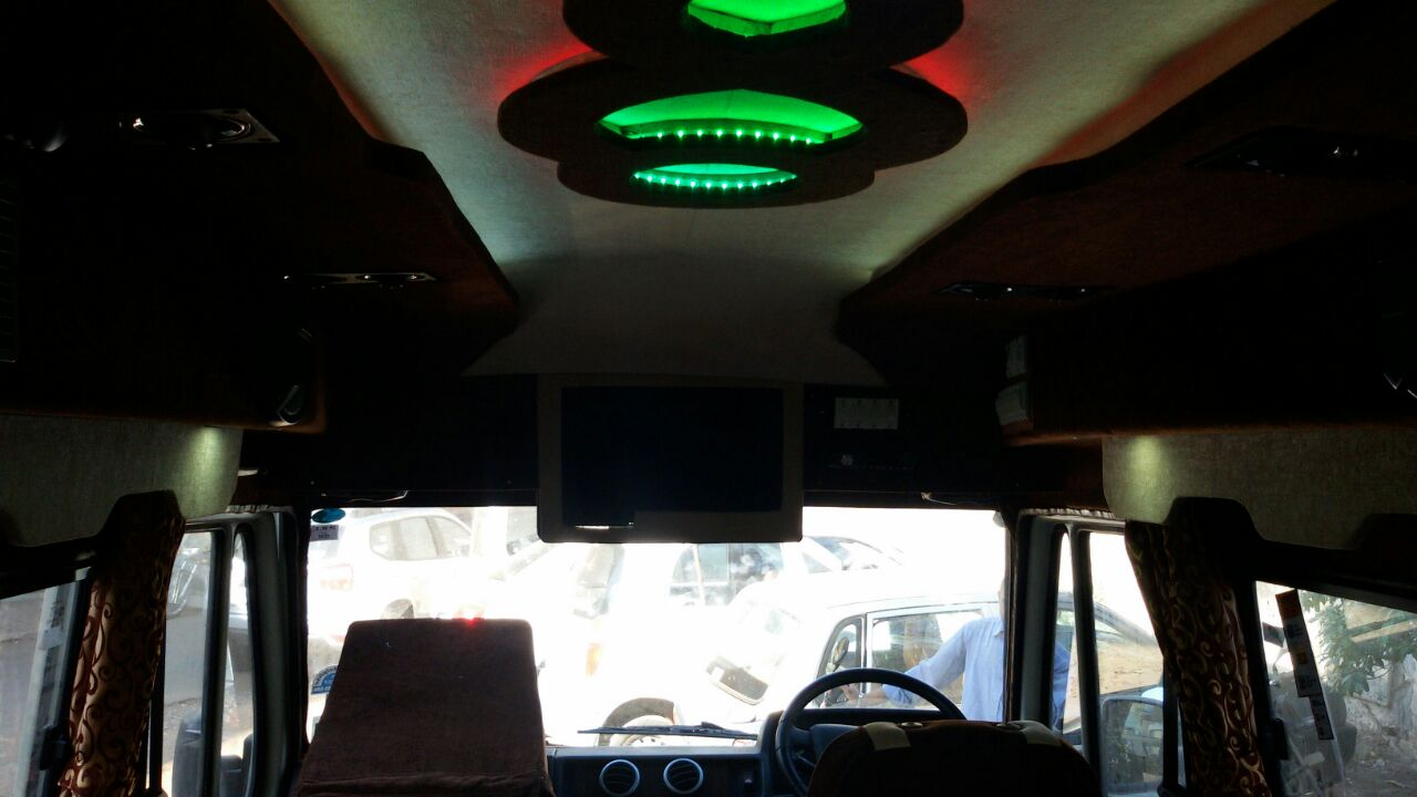 Tempo Traveller on Hire in Pune.