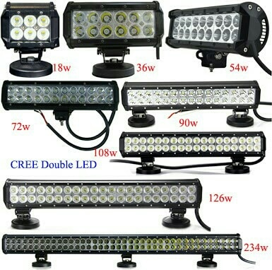 led light for cars all types available @motominds
