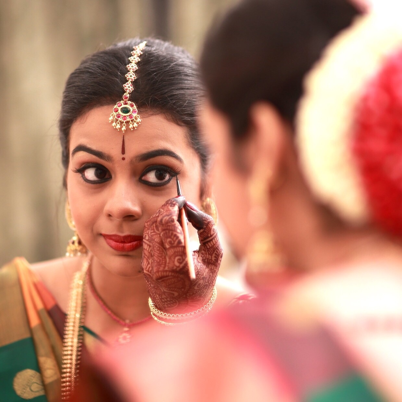 South Asian Wedding Makeup Artist   Saubhaya Makeup