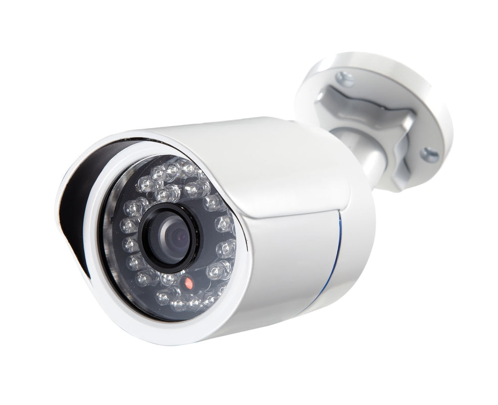 BULLET CAMERA:  Bullet cameras are a variation of the box camera built into a permanently sealed weatherproof enclosure.  They can be used indoors or outdoors without the need for additional hardware (a wall mount is included). Bullet cameras are often used because of their all-in-one design and attractive pricing.  Bullet cameras are available in HD resolution, offer day & night functionality and integrated infrared illumination.