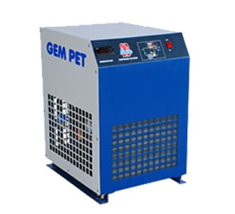 Manufacturers of Refrigeration Air Dyer (2KD+Series).  Gem Equipments are have very vast experience in Manufacturing and Supplying Refrigeration Air Dyer in Coimbatore, Tamilnadu.  Silent Futures:  Compact design Low pressure drop Consistent dew point Power saving Non-cyclic system Working pressure 16-60 bar g  Also we are specialist in all kinds of Air Dyers such as.,   Refrigeration Air Dryers Heatless Air Dryer Compact Heatless Air Dryer Heat of Compression Air Dryer No Loss Split Flow Air Dryer Blower Reactivated Air Dryer Heated Purge Air Dryer High Pressure Air Dryer NexGen Refrigerated Air Dryer Wall Mounted Refrigerated Air Dryer  For more info call us : 9344318705
