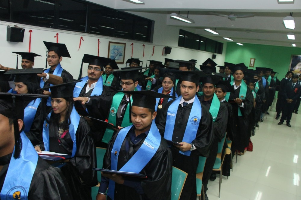Convocation Ceremony of 2013-15 Batch.