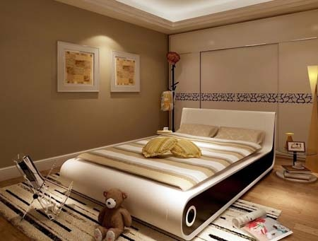 World's best comfortable and creative beds Naturo Interiors http://naturointeriors.com 9555448183