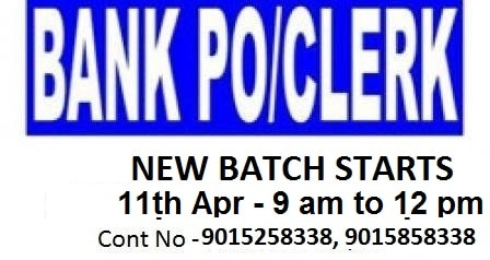 SBI CLERK 2016 Notification out! (Total 15000 Vacancies) Start ur prep now & join our Fresh Batch.