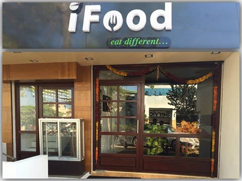 For our iFood first year anniversary we have added somethings new . Extended our restaurant below with new styles and ambience .come enjoy our service with super cool atmosphere
