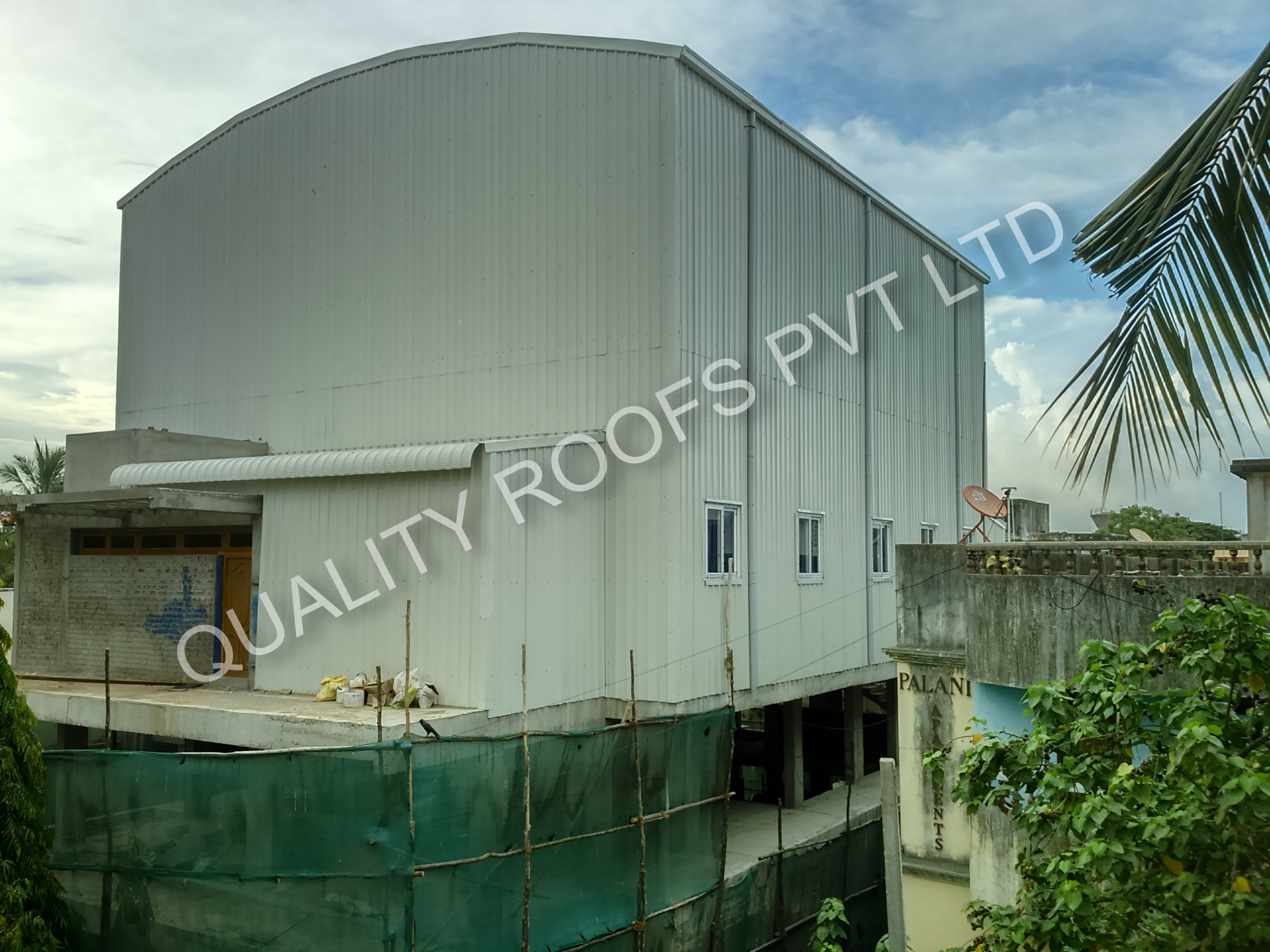 Best Sheet Metal Roofing Contractors in ChennaiWe are the best Sheet Metal Roofing Contractors in Chennai and best Roofing Dealers in Chennai, we undertake all Metal Roofings in Chennai like Badminton court Roofing in Chennai, Car Shed Roofing in Chennai, Polycarbonate Roofing in Chennai, Puf panel Roofing in Chennai etc., at very competitive price.