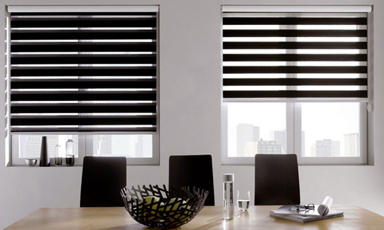 We have a new variety of Zebra Blinds . Contact Now for More Details