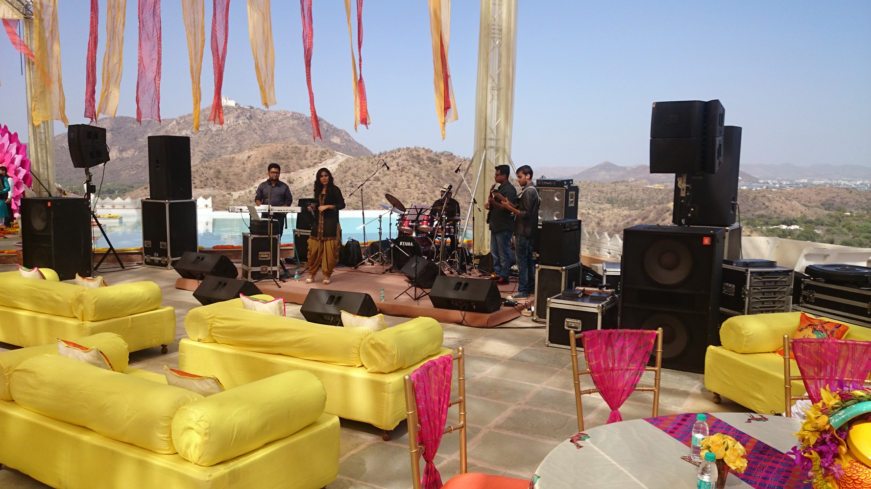 best Sound & Event Company In Udaipur