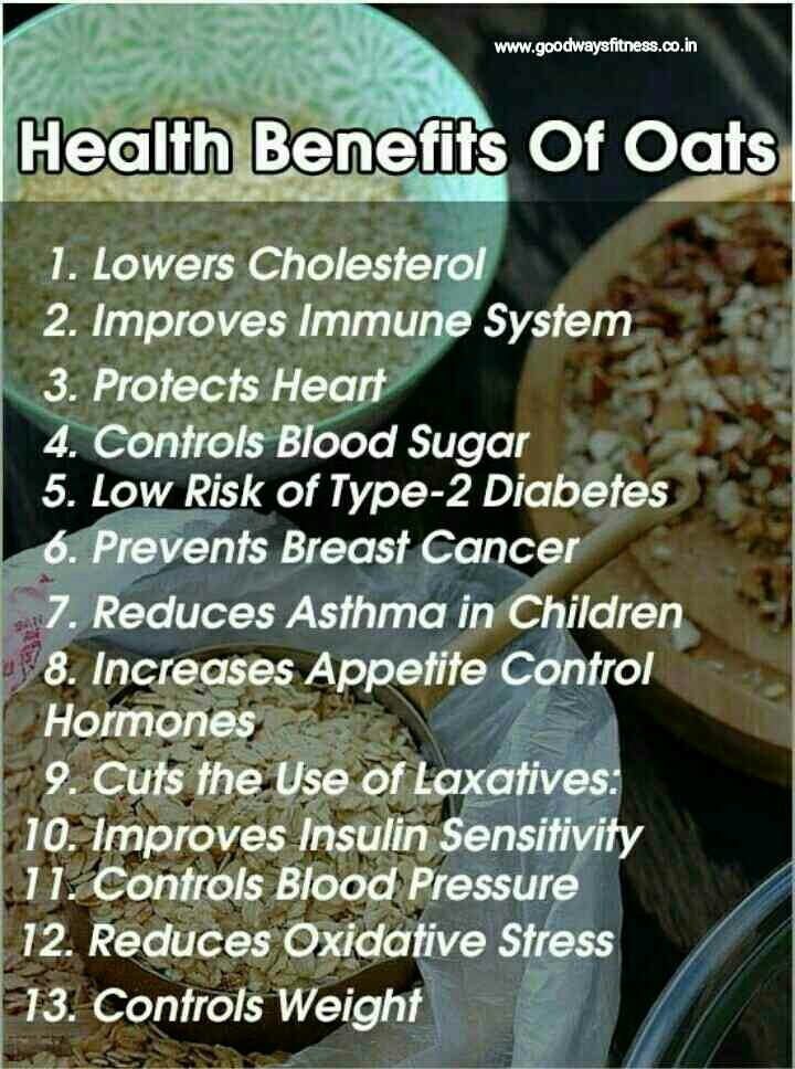 oats in all forms can help your heart by lowering LDL, the bad cholesterol. A warm bowl of oatmeal fills you up for hour, fights snack attacks, and helps keep blood sugar levels stable over time.  zumba classes in Geeta Colony best zumba classes in Geeta colony best aerobics classes in Geeta colony aerobic classes in Geeta Colony best zumba classes in Krishna Nagar zumba classes in Krishna Nagar aerobics classes in Krishna Nagar best aerobics classes in Krishna Nagar best zumba classes in Gandhi Nagar zumba classes in Gandhi Nagar aerobics classes in Gandhi Nagar best aerobic classes in Gandhi Nagar yoga classes in Geeta Colony best yoga classes in Geeta Colony power yoga classes in Geeta Colony best power yoga classes in Geeta Colony in Krishna Nagar in Gandhi Nagar best gym in Geeta Colony best gym in Krishna Nagar best gym in Gandhi Nagar