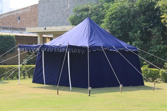 History Period Tents