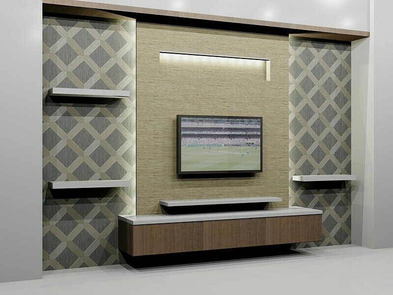 Customized T.V Units in Pune