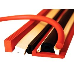 Manufacturer Of Silicone Rubber Extrusions In India