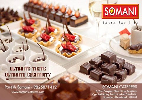 Somani Caterers # hand crafted food # outdoor catering # 9825871412 # 9825874923 # Jagdish Somani