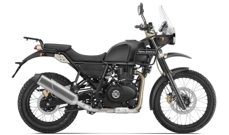 Avail Himalayan Test Ride At Madras Motors