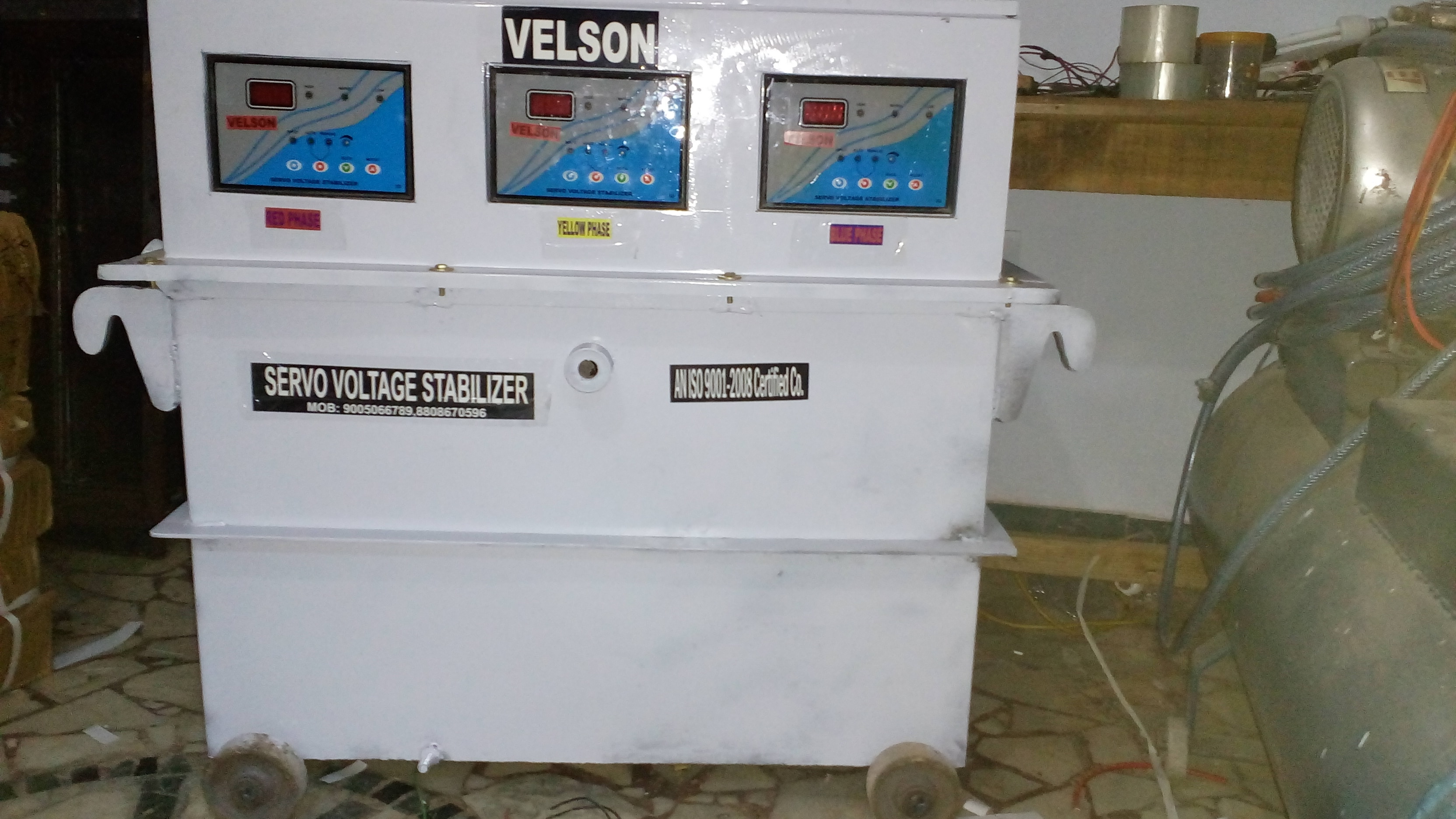 Servo Voltage Stabilizer traders in kanpur | Electric Voltage Stabilizer traders in kanpur | Servo Stabilizer traders in kanpur Servo Voltage Stabilizer Dealers in Kanpur and get best multiple price quotes from Voltage Stabilizer in Kanpur /Velson Instruments Services CC No. 9336485792