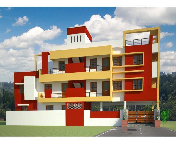 Luxury Flats at Meda  Prisha Homes are the Best Seller of 2BHK, and 3BHK Flats at Best Prices, For more Details Contact: +91 9790960168vakkam