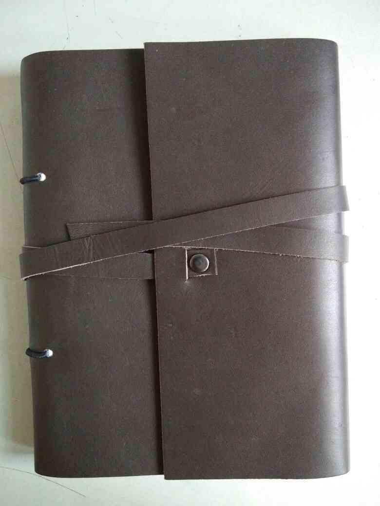 Real Leather Handmad