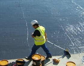 Panache green tech is a leading service provider of industrial cooling and waterproofing in Ahmedabad, Gujarat.