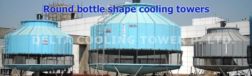 bottle shape cooling