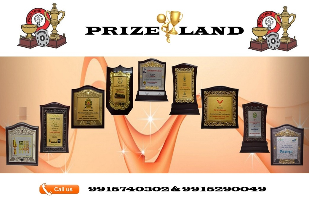 # Trophy and awards