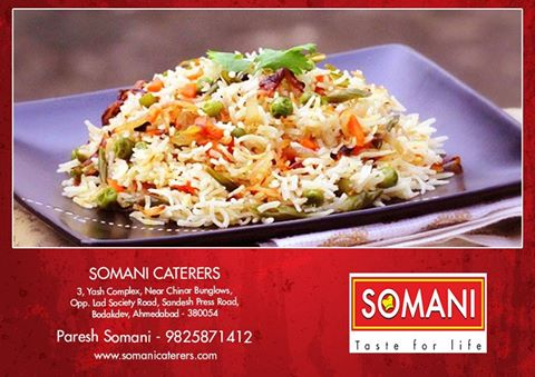 Somani Caterers # outdoor catering # Ahmedabad #9825871412#9825874923 # banquet # wedding caterers # corporate catering