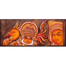 Mural Paintings of K