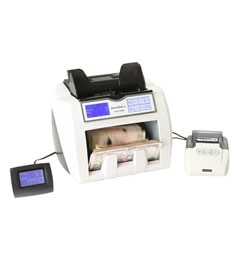 Currency Counter In Chennai       Value Count, Pre-2005 Compliant, Denom Sort UV, I-Scan, IR, MG, MT, 3D Technology On Screen Report USB for Future Upgrade
