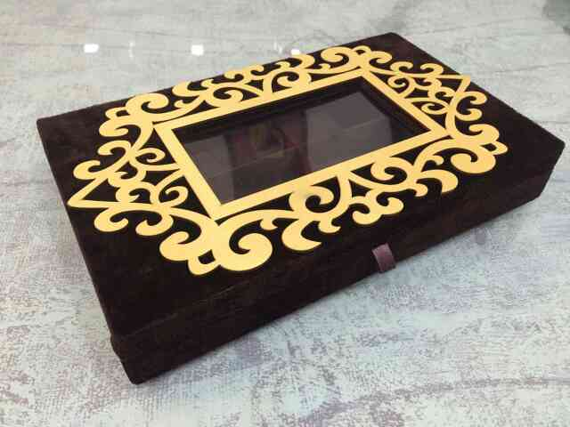 Decorative Dry Fruit Laser Box    We are leading supplier of Decorative Dry Fruit Laser Box in Delhi.