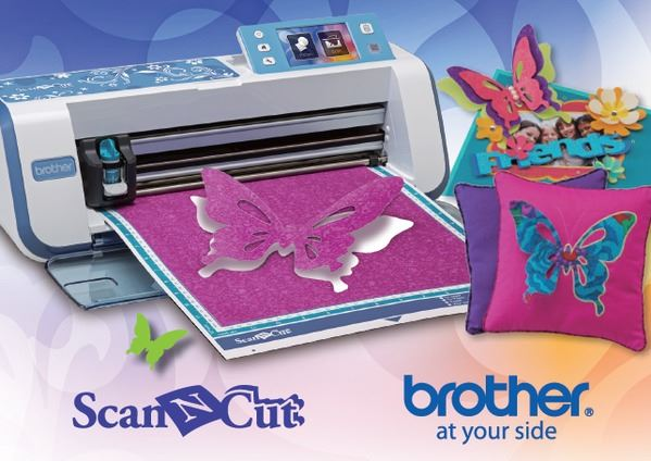 See it. Scan it. Cut it. Create it. brother Scan N Cut Distributor In India Embroidery Notion . www.brothernotion.com www.enotion.in