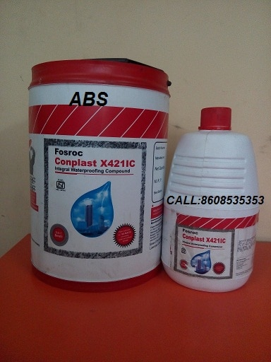 FOSROC WATERPROOFING PDF