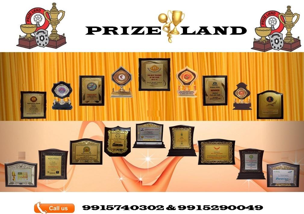 Trophy manufacturer