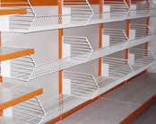 Best Manufacturer of Supermarket Racks in India. Donracks offers a wide range of modular supermarket racking solutions available and some of these include; wall gondolas, center gondolas, end gondolas, wall channel racks, lighted racks, corner racks, glass shelf racks, mesh basket racks, alligator bins, top canopy, stepped back racks, four sided racks, ball cage racks, cash out racks, cash storage racks, supermarket trolleys, cash counters, automatic cash drawers, shopping trolleys, shopping baskets, shopping trolley baskets, stall bins, impulse racks, broom stands, etc.