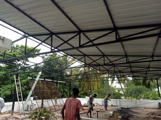 We Are The Quality Roofing Contractor In Chennai. We Do All Types Of  Industrial And