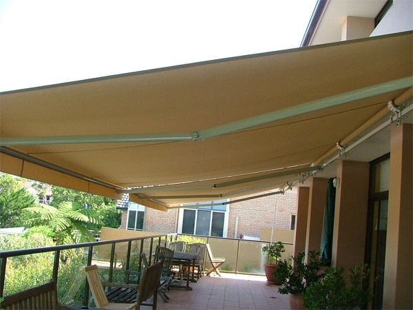 Foldable Shade For Balcony  Wintek Awnings are custom made awnings to help you find your total solutions! whether you're looking to cover balcony and enjoy the shade, block sun from damaging your interior furnishings or reduce your energy cost.  For more visit:- http://www.uniquedecore.com/awnings.html