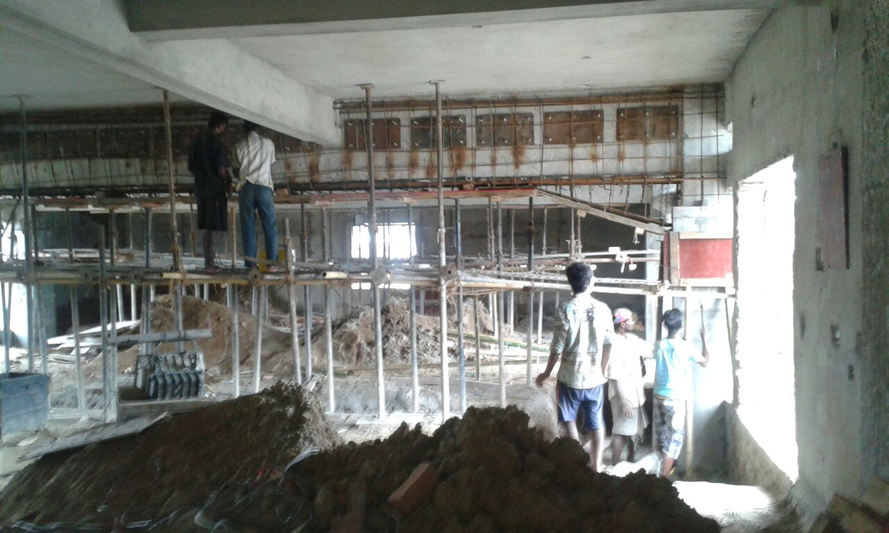 STRUCTURAL STRENGTHENING CONTRACTORS IN KOLKATA This is.structural strengthening job at columns & beams at Indo Tibetan Border Police Building at Rangamati, Tezpur, Assam.