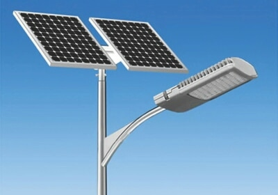 Solar Street Light  Kisan Solar LED's last longer than conventional lamps, resulting in significant saving also it's an Environmental friendly light source contains no Mercury. Trom Solar Series of LED Street Lights luminary are made of Aluminum cast with thermally efficient design and front cover made of toughened glass. All fasteners are with plating of nickel to avoid corrosion problem.  Kisan Solar Pvt.Ltd. Vadodara, Gujarat.