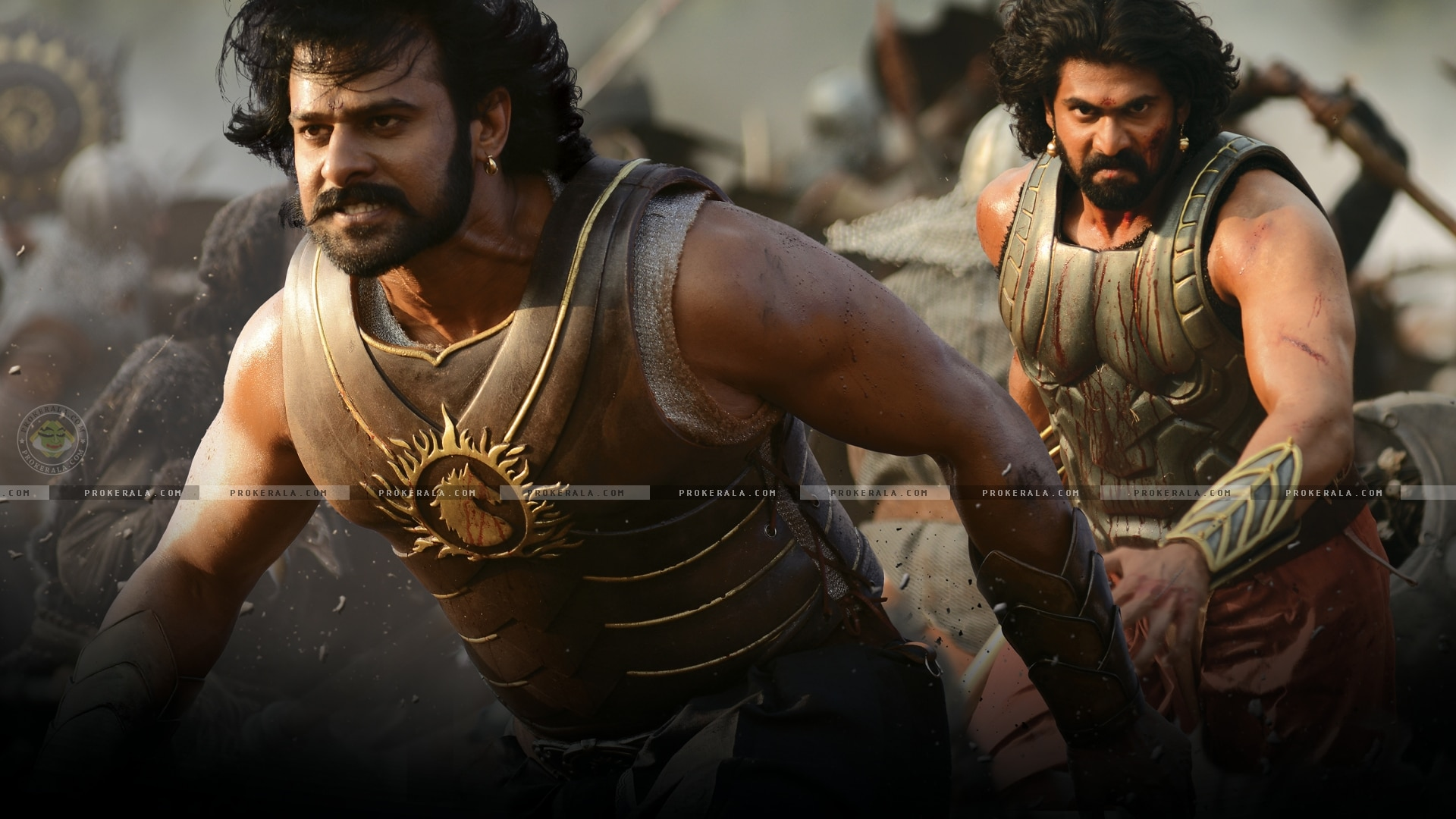 Bahubali - The Begening   Most expensive movie till date in Indian Cinema .... Action packed Drama by S Rajamouli