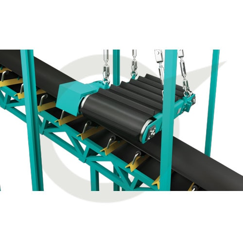 Overband Magnetic Separator  The Overband Magnetic Separator is designed to handle huge volumes of feeds which are carried by conveyor belts. They are either suspended in-line or as cross belt by making minimal changes in existing setup.