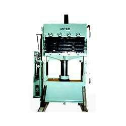 We manufacture a wide assortment of Hydraulic Molding Press/Hydraulic Multi Daylight Cork Molding Press from high quality raw material procured from authorized vendors. These presses are embedded with the means of bolts instead of welding to ensure quick and easy dismantling. These machines can be supplied either in single or multiple daylights. Our machines are offered with electrically heated or steam heated platens. Further, we offer both standard and customized solutions according to the client's specifications.  Hydraulic Molding Press manufacturer in vadodara Gujarat  Hydraulic Molding Press manufacturer in bharuch Gujarat  Hydraulic Molding Press.manufacturer in surat Gujarat  Hydraulic Molding Press manufacturer in pune maharastra