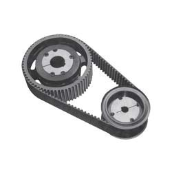 Timing Belt Pulley With Taper Lock Bush  we are actively involved in offering a Timing Belt Pulley With Taper Lock Bush.