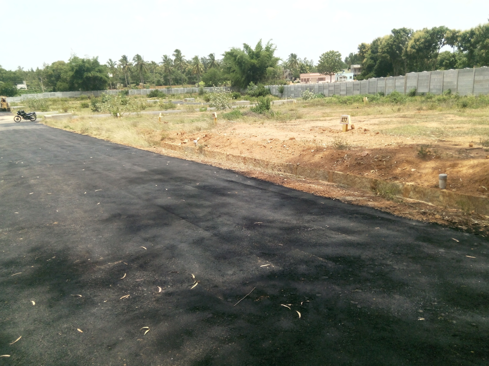 Government Approved sites for sale in near yelahanka only Rs.1200/sft, fully developed Ready for Registration and Construction.