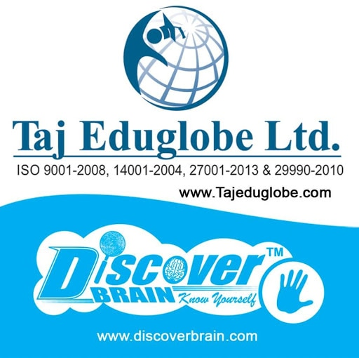We taj eduglobe ltd provid DISCOVER BRAIN DERMATOGLYPHICS MULTIPLE INTELLIGENCE TEST (DMIT) in ahmedabad, Gujarat , India