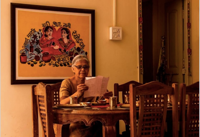 Are you retired?  Do you have the space and time to spare and wish to start a �#�homestay� that keeps you occupied and gets you to meet a bunch of interesting travellers and visitors? It can also be a source of regular extra income.   Then Asha and Aruna granny can guide you on how to run your own homestay under the 'Granny's Inn' umbrella. The feisty grannies are a storehouse of information on everything, as their guests constantly vouch. Here's Asha Granny with some super-useful tips on Ayurvedic home remedies that can keep ailments at bay. �  #�GhareluNuskhe� �#�GrannyWisdom� �#�HomeRemedies� �#�AyurvedicHomeRemedies� �#�GrannySaysSo� �#�DadimaKeNuskhe�   �#�VaranasiHomestay� �#�SeniorEntrepreneur� �#�AgeNoBar�