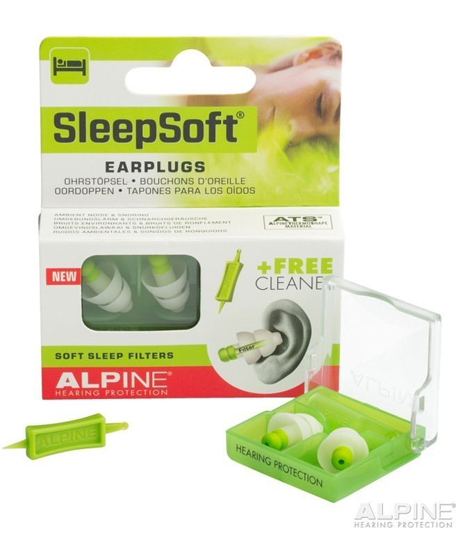 Best Alpine Hearing Protection Products : Alpine Ear Plugs