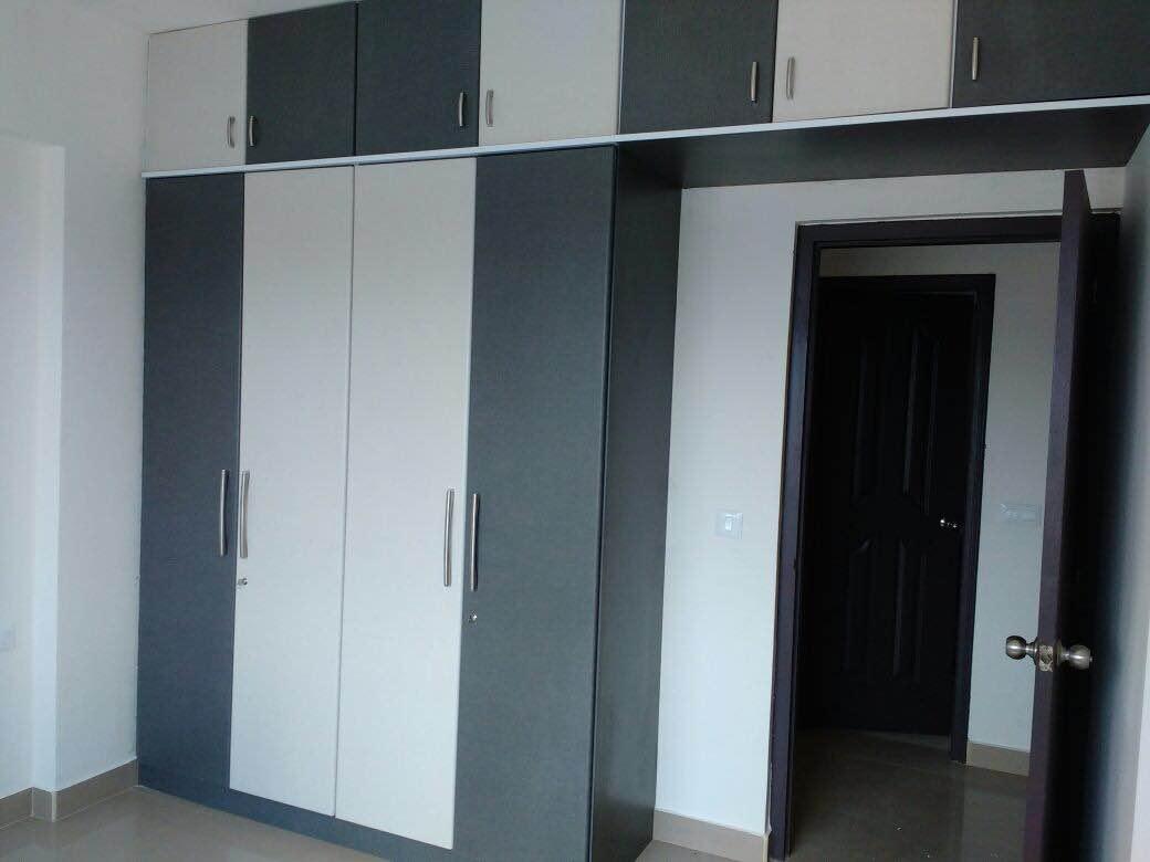 Storage wardrobe the maark trendz 91 8030186397 in for Kitchen wardrobe colours