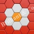 Hexagon Designer Paver Block  We have established ourselves as a renowned manufacturers and supplier of superior quality Hexagon Paver. Offered in various dimensions & attractive shapes at industry leading prices, these products are in line with client's needs. Moreover, we manufacture these pavers in tandem with the industry laid norms and guidelines.   Features:   Impeccable designs Durable standards Fine finishings Strong-built'   Specifications:   Various sizes Various designs Various dimension