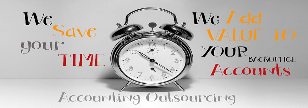 WE ARE SPECIALIZED IN  ACCOUNTS OUTSOURCING WORK